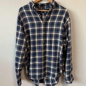 Ralph Lauren Blue Shirt